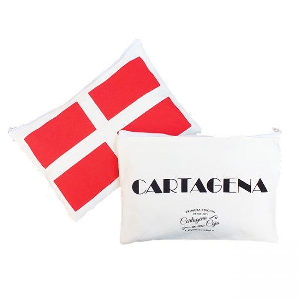Bolsa tela Cartagena Marítima